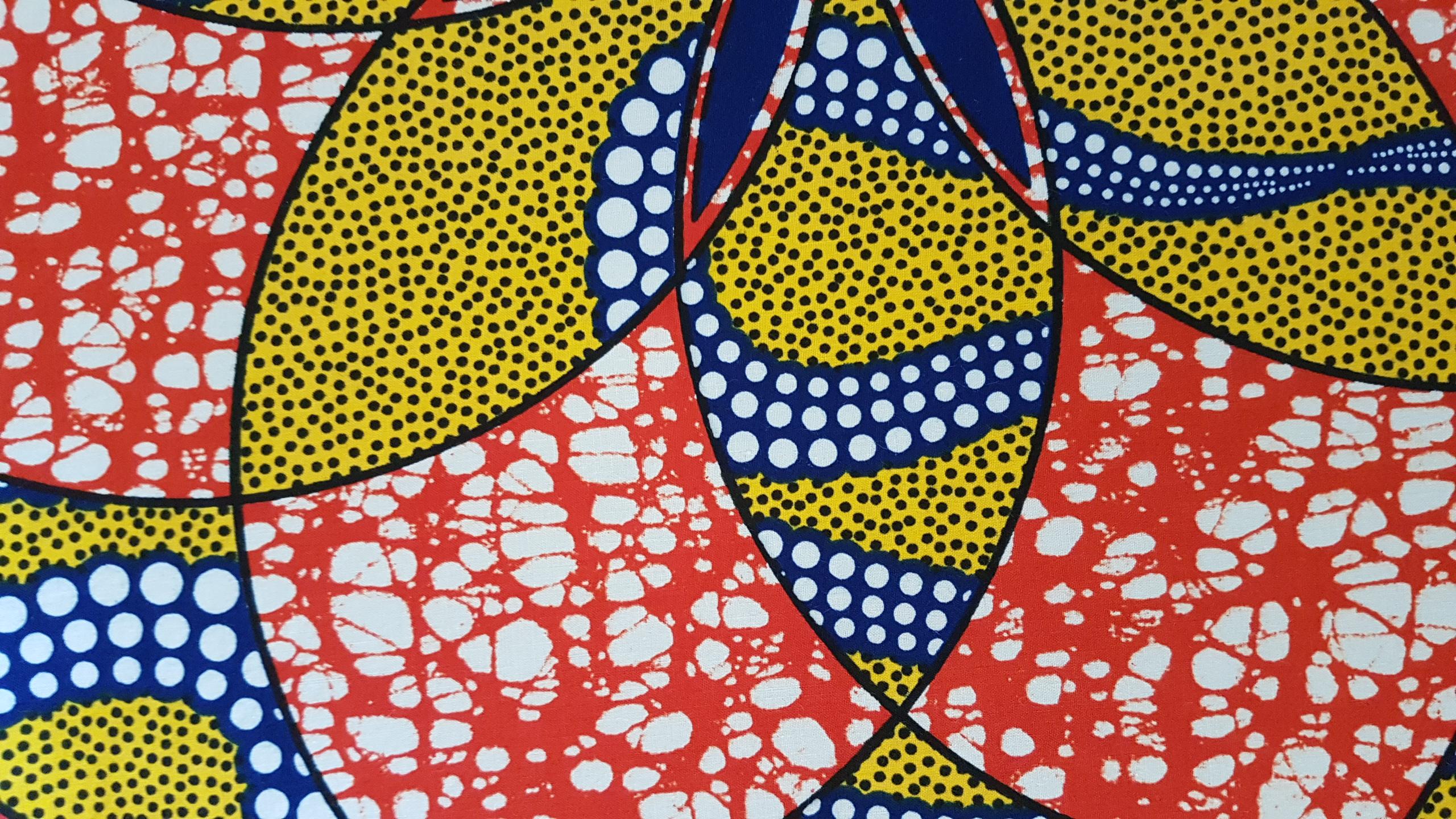 African color II