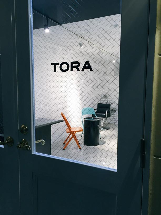 いよいよあと2日!【TORA】の内装チラ見せ!