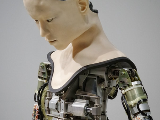 Talk on AI ethics and fiction