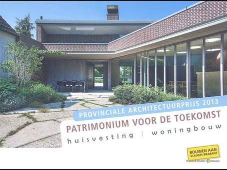 Provincie Vlaams-Brabant op zoek naar patrimonium voor de toekomst