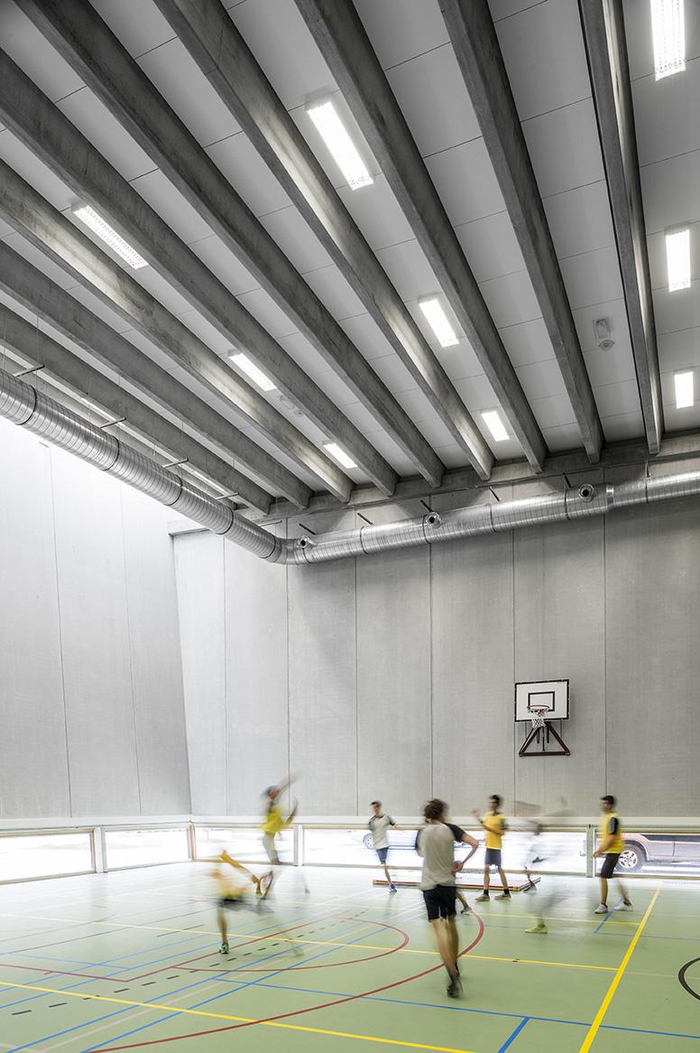 TEEMA 07 106 AGILON passeifschool sporthal