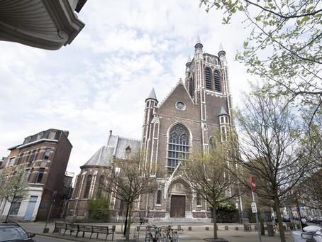 Vlaams Architectuurinstituut transformeert kerk tot archief- en cultuurhuis
