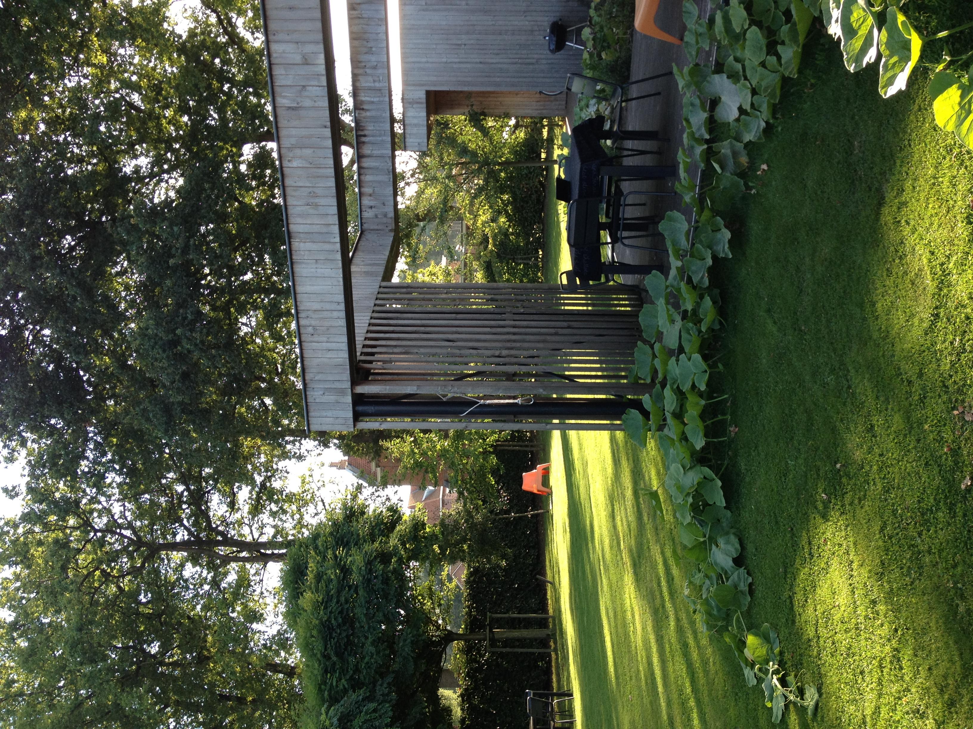 TEEMA 06 084 IBEMER zicht op de tuin
