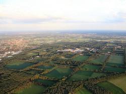Merksplas Kolonie luchtfoto