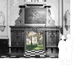 doorgang biechtstoel 3