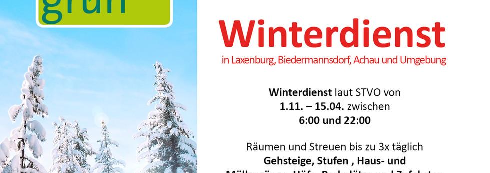 Winterdienst laut STVO
