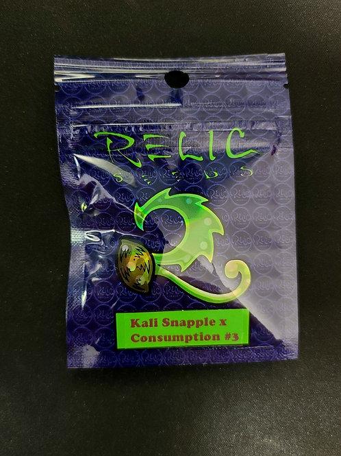 Kali Snapple X Consumption#3