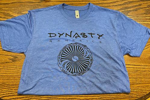 Dynasty Genetics T-Shirt - BLUE