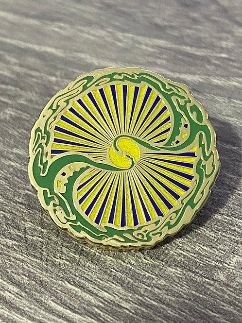 Dynasty Genetics Pin