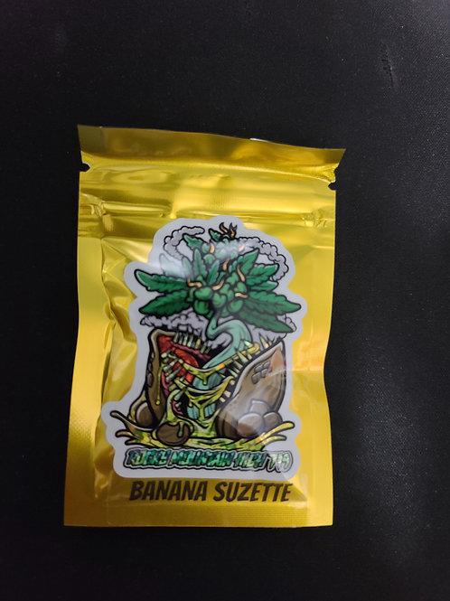 Banana Suzette