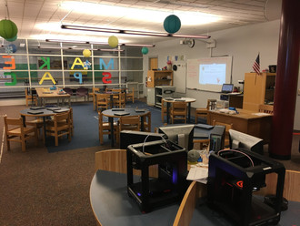 Tackling That First Makerspace Lesson
