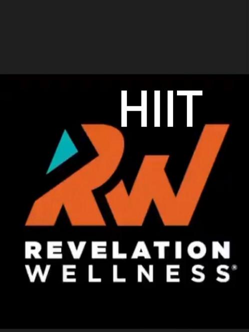 Virtual RW HIIT(30) with Devon  - Tuesday @10:30am