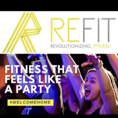 Virtual REFIT®(45) with Allison - Monday @ 4:30pm