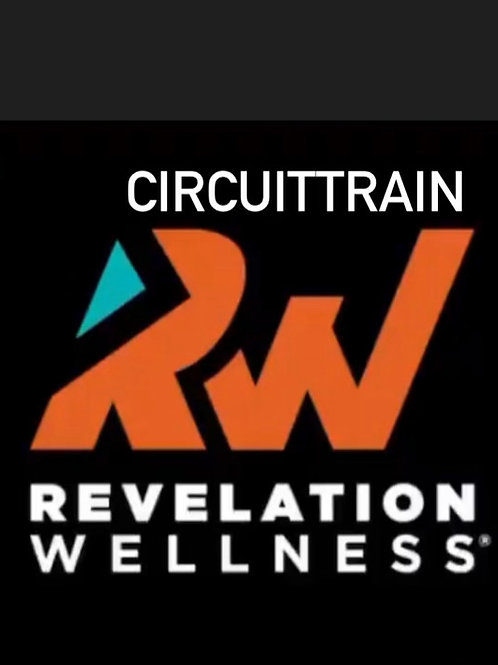 Virtual Revelation Wellness®️: CircuitTrain(30) with Kelly - Tuesday @4:30PM