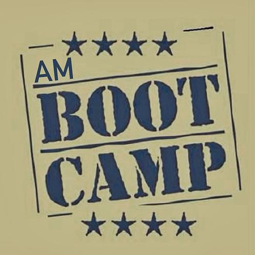 Virtual AM Boot Camp (45) with Devon (sub) - Monday @5:45am