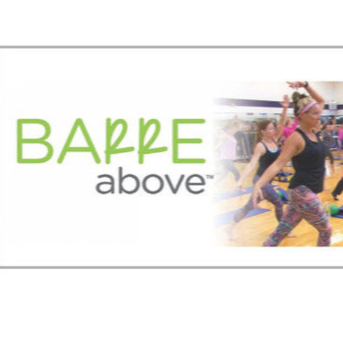 Virtual Barre Above™ with Allison - Friday @10:00am