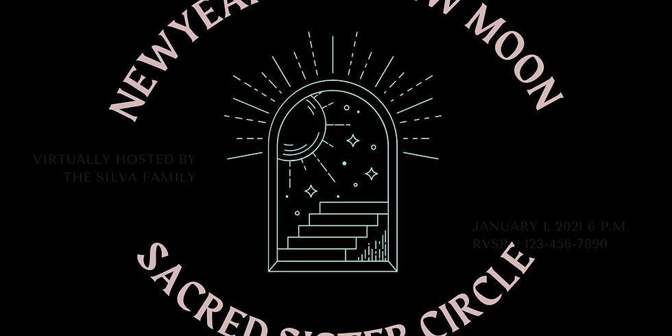 New Moon New Year Sister Circle