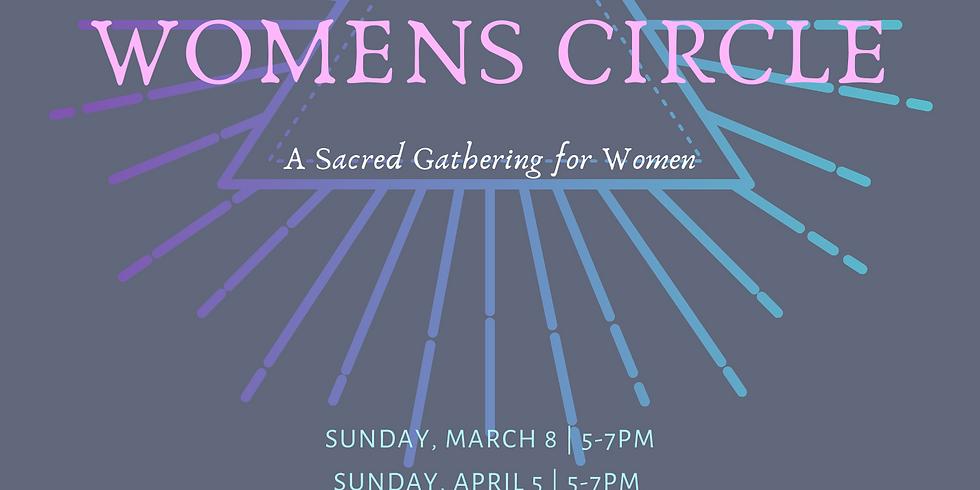 April Full Moon Womens Circle