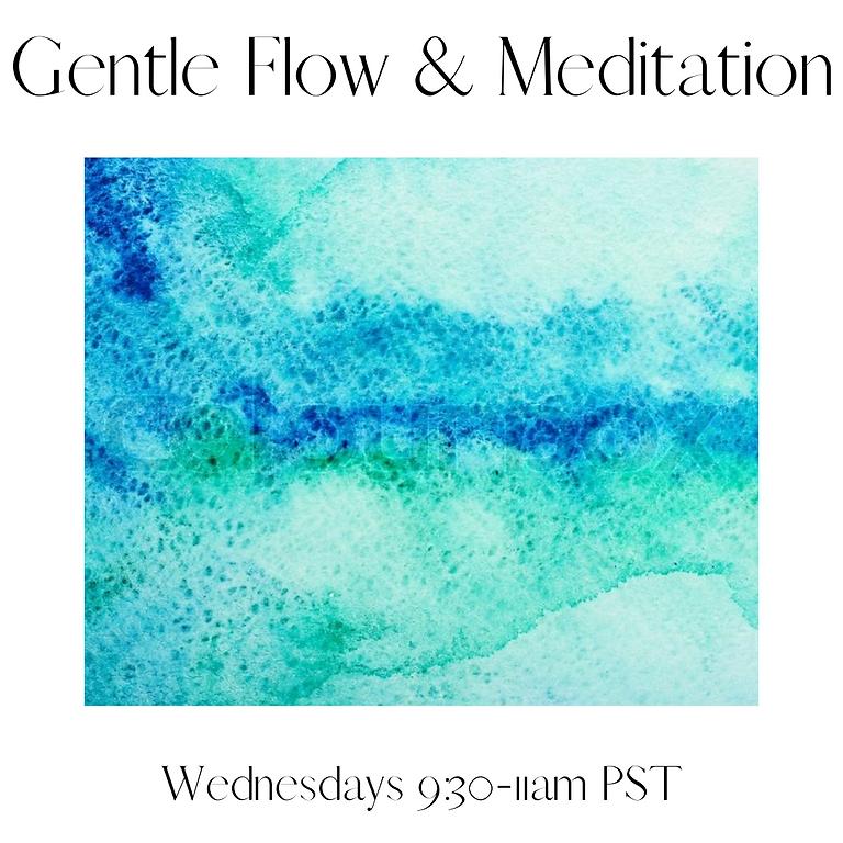 Gentle Flow & Meditation