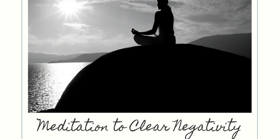 Meditation to Clear Negativity