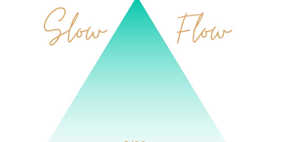 Saturday Slow Flow