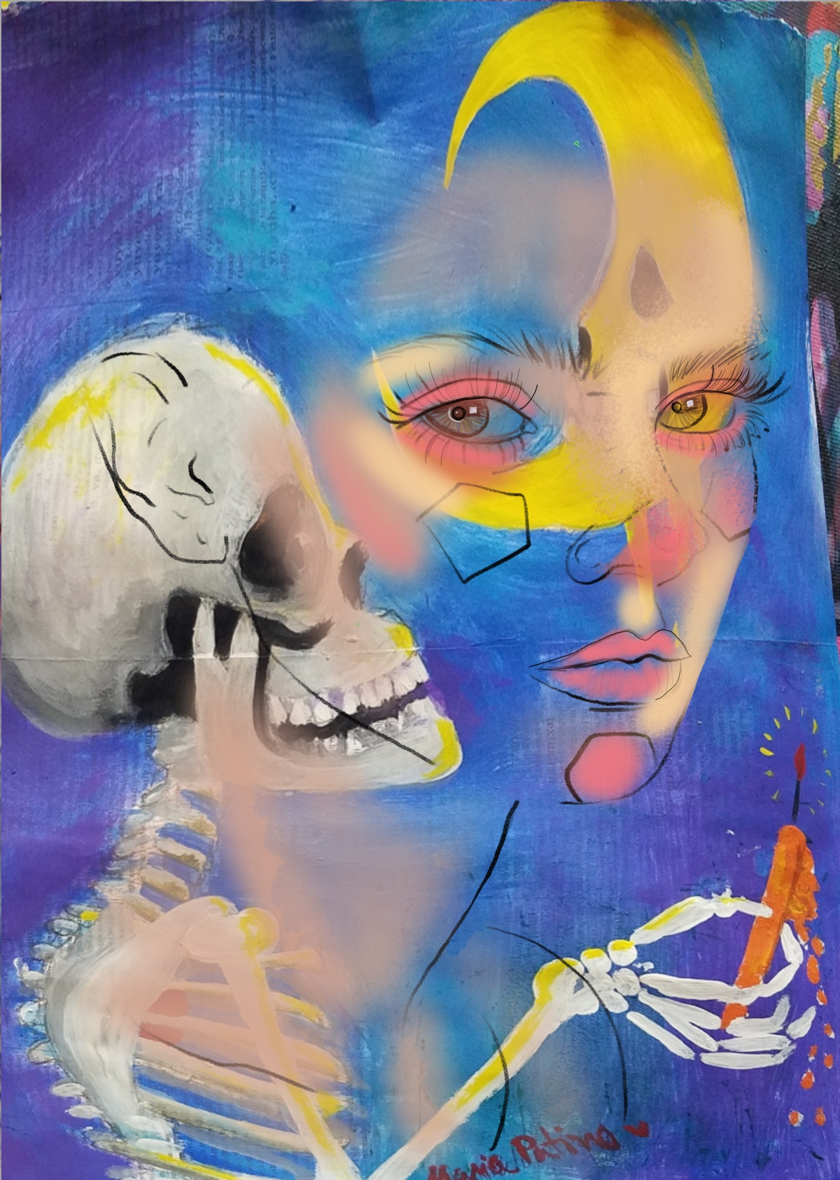 Maria Patino Art