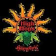 High Hops Brewery Logo Windsor CO PNG.pn