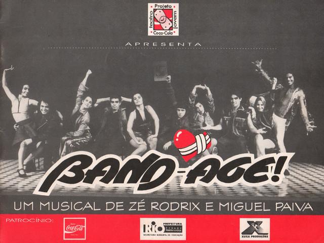 Band Age (1995) - Direção: Cininha de Paula