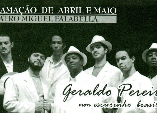 Geraldo Pereira, Um Escurinho Brasileiro (2004) - Direção: Daniel Herz