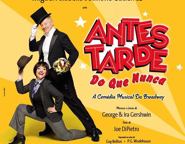 Antes Tarde Do Que Nunca (2015) - Direção: José Possi Neto