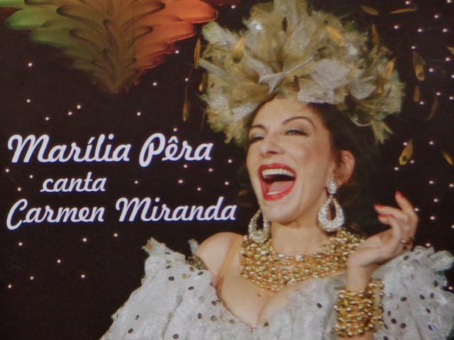 Marília Pêra canta Carmen Miranda (2005) - Direção: Maurício Sherman