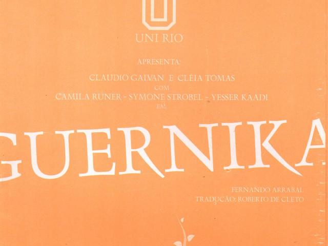 Guernika (2002) - Direção: Manuel Guerrero