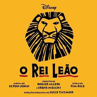 O Rei Leão (2013/2014) - Direção: Julie Taymor