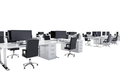 Firmenumzüge mit Büromöbel Montage in Salzburg und Tirol