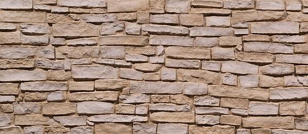 Rustikale Kunststein Wandverkleidung und Fassadenverkleidung