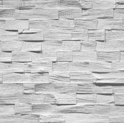 Wood Barbados blanca