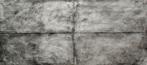 Sichtbetonoptik Wadpaneele mit Stahlschalung Effekt