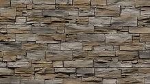 Kunststoff Steinwand -Schiefer Wandpaneele Pizarra
