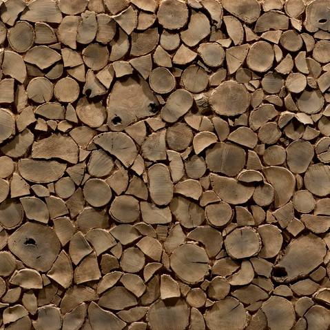 Stirnholzpaneele Tocho Earth