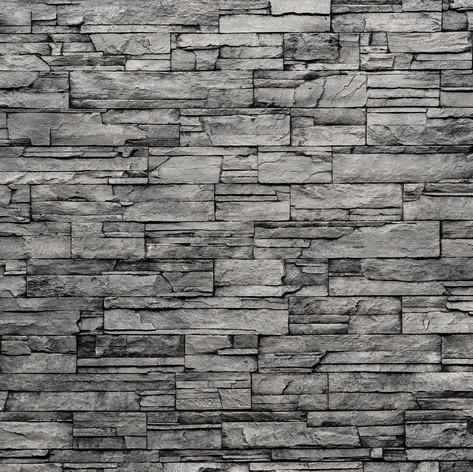 3D Steinpaneele Lascas basalto