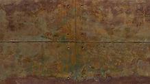 Stahlbeton GFK Paneele in Rostoptik- Oxiderende Kunststoff Wandpaneele