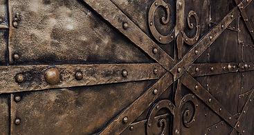 3D Designpaneele Stahloptik aus dem Mittelalter
