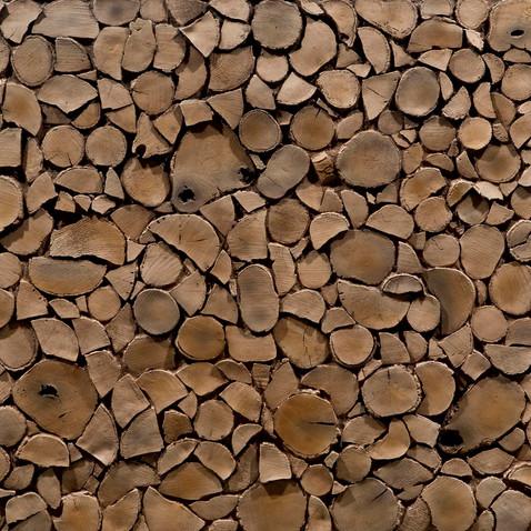Stirnholzpaneele Tocho Cobriza