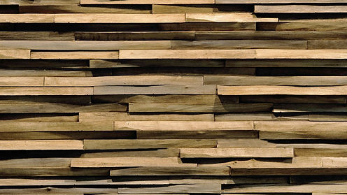 Dreidimensionale Kunststoff Holzpaneele Mayon