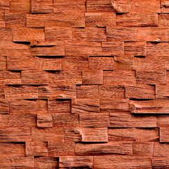 Wood Barbados carmin
