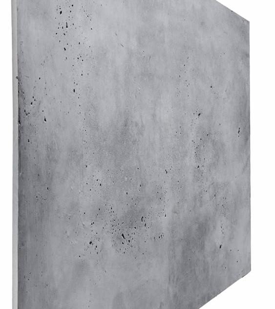Dekorbeton Wandplatte