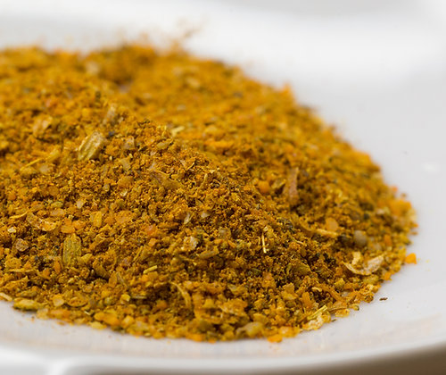 Curry Powder, Maharajah