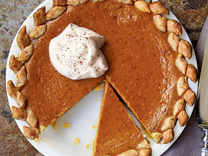 Pumpkin Pie for the win!