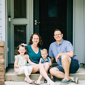 Danielle & Family