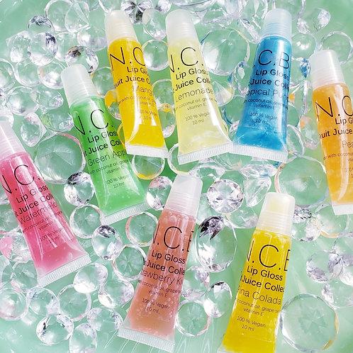 Fruit Juice Lip Gloss
